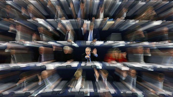 ¿Cómo han reaccionado los eurodiputados tras el discurso de May?