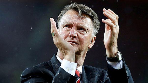 Hollandalı teknik adam Louis van Gaal emekli oldu