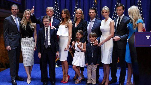 Wir stellen vor: Die Trumps