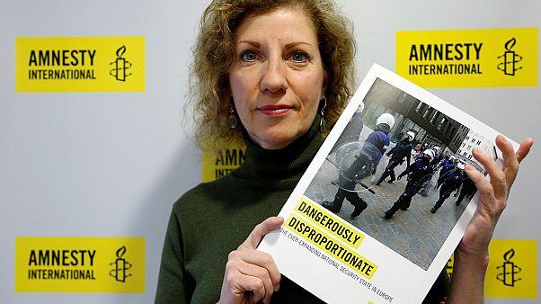 هشدار عفو بین الملل نسبت به آثار تدابیر امنیتی تبعیض آمیز در اتحادیه اروپا