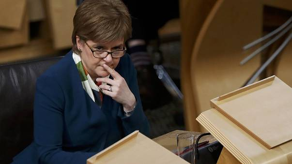 Scotland hits back, threatens UK with independence after May's Brexit speech