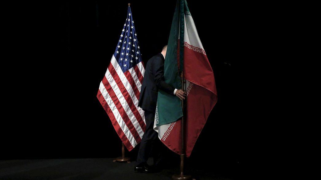 "Irans Präsident Hassan Ruhani zu Donald Trumps Drohung: ""Trumps Gerede ist heiße Luft"""