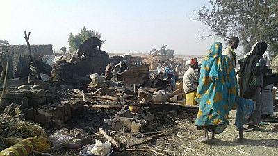 Nigeria : un avion de chasse fait au moins 50 morts dont des membres du CICR
