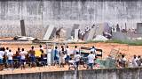 Nem tudják megfékezni a brazil börtönháborút