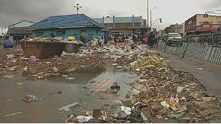Lutte contre la fièvre typhoïde à Harare (Zimbabwe)