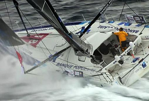 Showdown bei der Vendée Globe