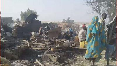 Nigeria : un avion de l'armée bombarde un camp de déplacés par erreur