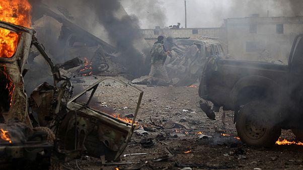 Szíriában a harcok gátolják a segélyezést is
