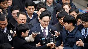 Corée du Sud : l'héritier de Samsung en attente de la décision sur son arrestation