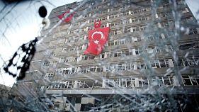 Órdenes de arresto contra 243 militares turcos