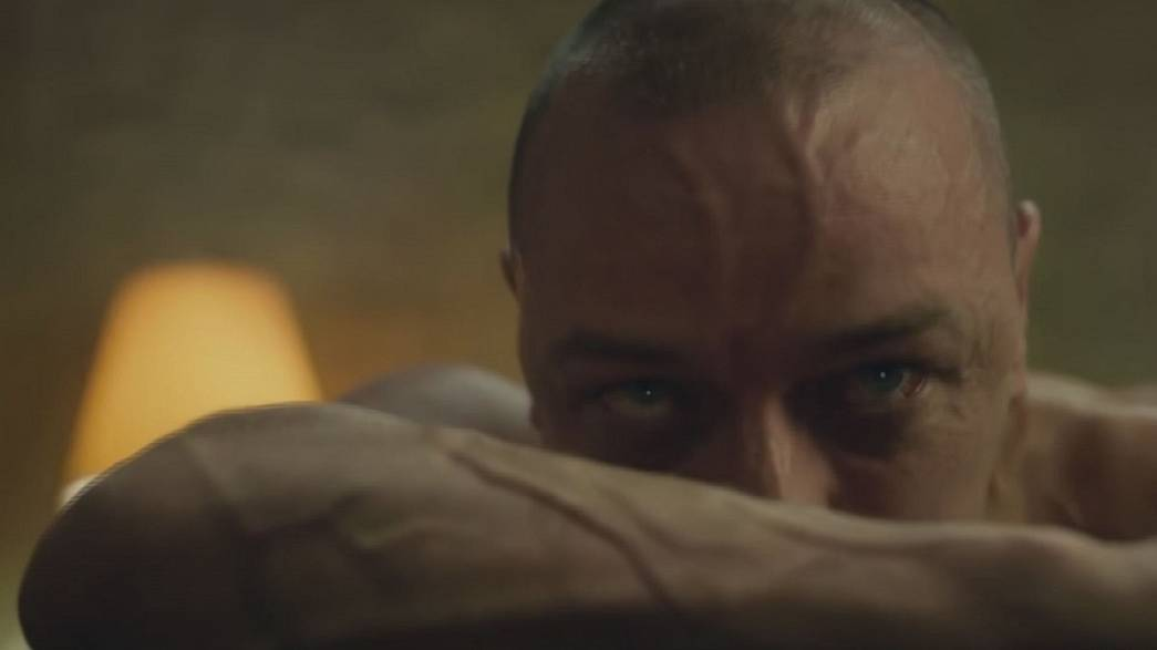 "James McAvoy stars in the new thriller ""Split"