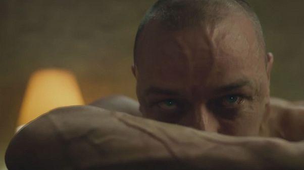 """James McAvoy stars in the new thriller """"Split"""