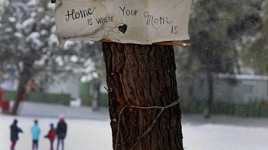 """""""Mülteciler Avrupa yollarında donarak ölüyor"""""""