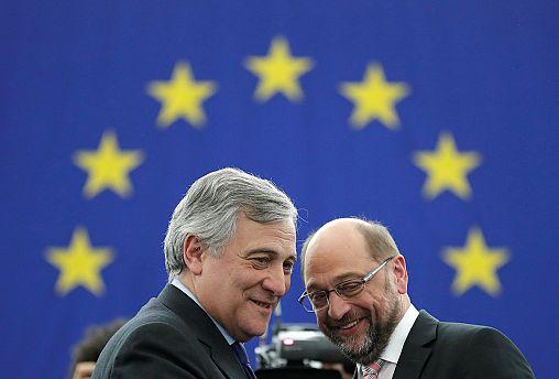 Tajani promete ser el presidente de todos al tomar las riendas del PE