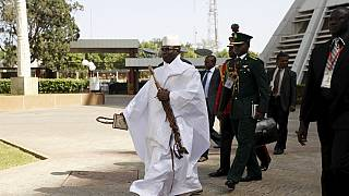 Jammeh gets legislative rubberstamp to continue in power