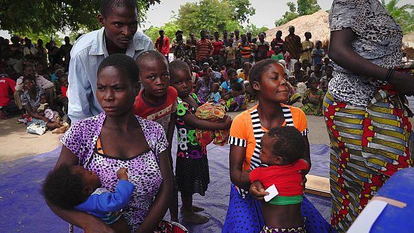 Το Aid Zone στη ΛΔ του Κονγκό με τη βοήθεια της Echo Flight