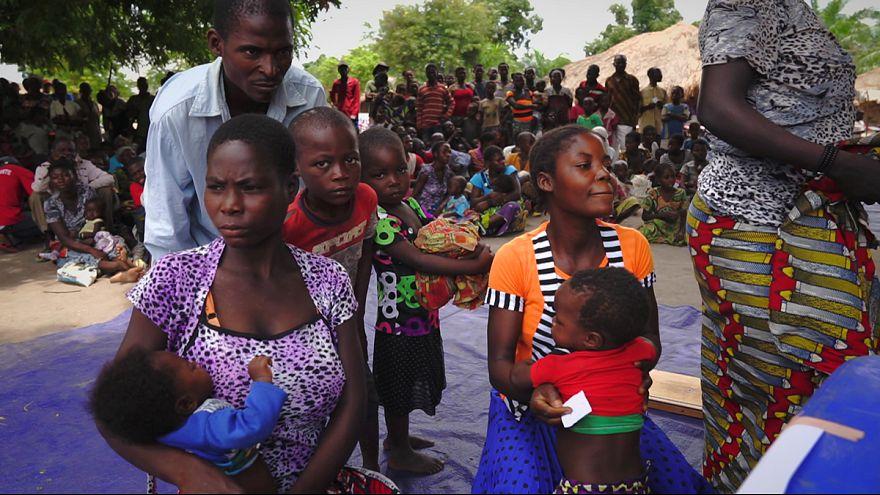 Vuelos humanitarios en la República Democrática del Congo