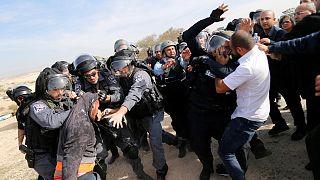 Израиль: снос деревни бедуинов привел к жертвам