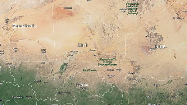 Suicide bomber kills dozens in attack on army camp in Mali