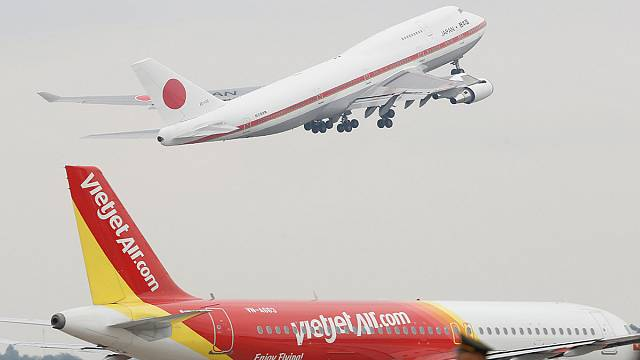 Forget the crisis, air transport is booming