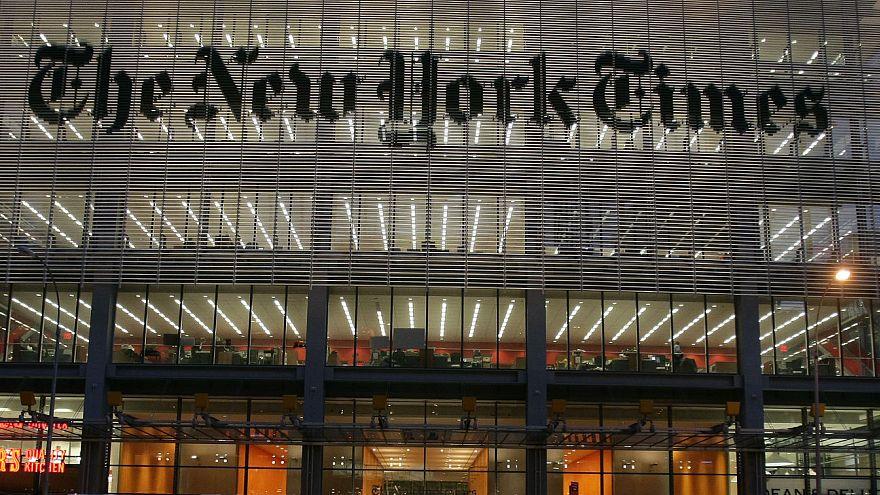 New York Times muhabirinin Türkiye'ye girişine izin verilmedi