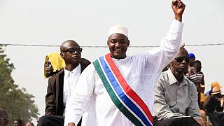 Could Adama Barrow be sworn in outside The Gambia?