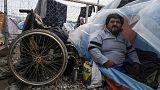 Ελλάδα: «Γροθιά στο στομάχι» το βίντεο για τους πρόσφυγες με αναπηρία