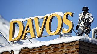 Trump e Brexit discutem-se em Davos