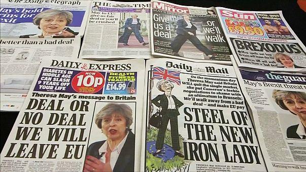 EU erwartet sehr schwierige Brexit-Verhandlungen