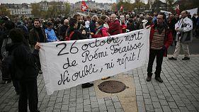 Mort de l'écolo Rémi Fraisse : pluie de plaintes contre gendarmes et préfet