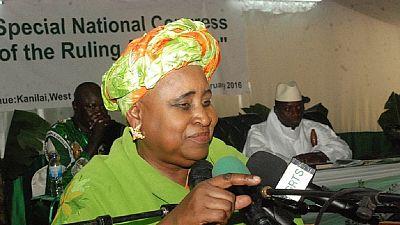 Gambie : la vice-présidente a aussi démissionné