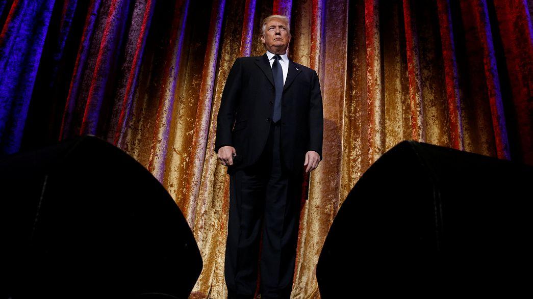 Donald Trump moins populaire que ses prédécesseurs