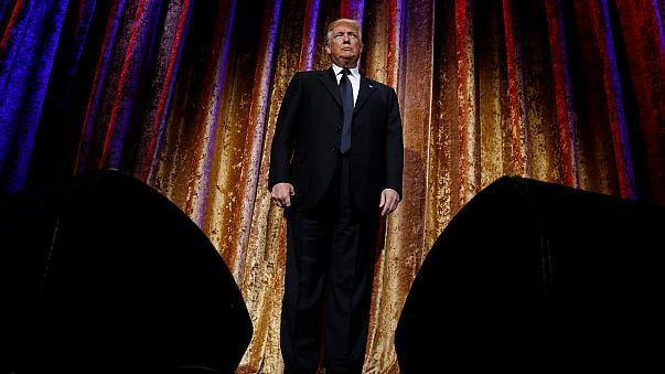 Trump son yılların en düşük halk desteğiyle göreve gelen ABD başkanı
