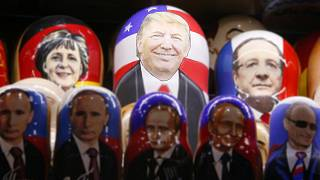Depois da festa, o ceticismo: russos descrentes na aproximação de Donald Trump