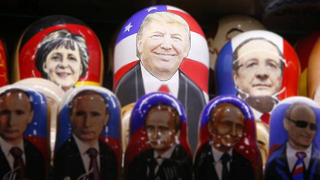 Russians try to decipher Trump's policy towards Moscow