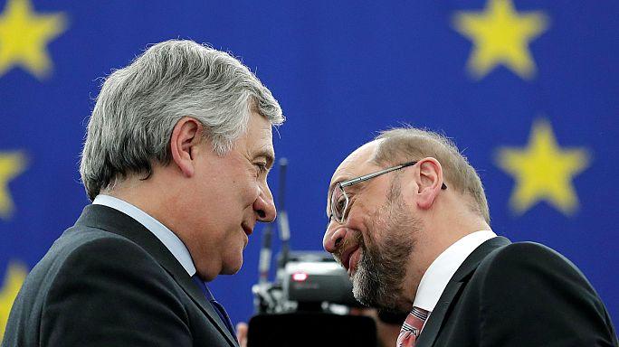 نتائج انتخابات رئاسة البرلمان الأوروبي ما تزال من ابرز الإهتمامات الأوروبية ليوم الخميس التاسع عشر من كانون الثاني يناير 2017