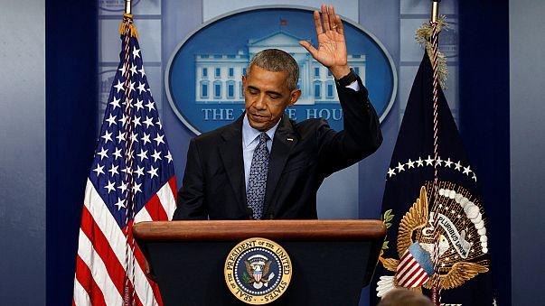 Obama utolsó sajtótájékoztatója: Legbelül érzem, hogy minden rendben lesz