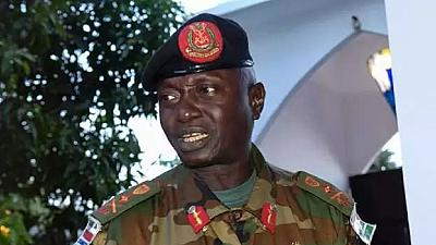 We are not going to involve ourselves in any fight - Gambian army chief