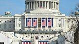 Gyülekeznek az ellentüntetők Washingtonban