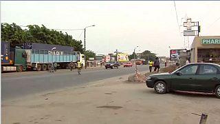 Gunfire erupts in Ivory Coast second port city of San Pedro
