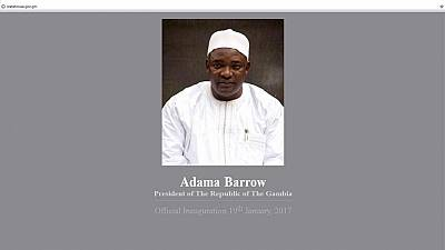 Barrow to take oath of office at Gambian embassy in Dakar