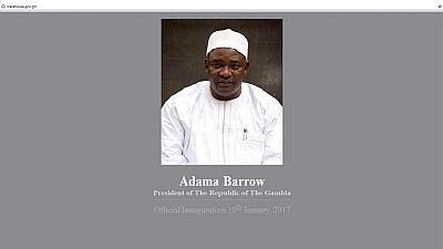 Gambie : Adama Barrow sera investi au Sénégal