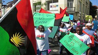 Nigeria's separatist group plans Trump celebration rally