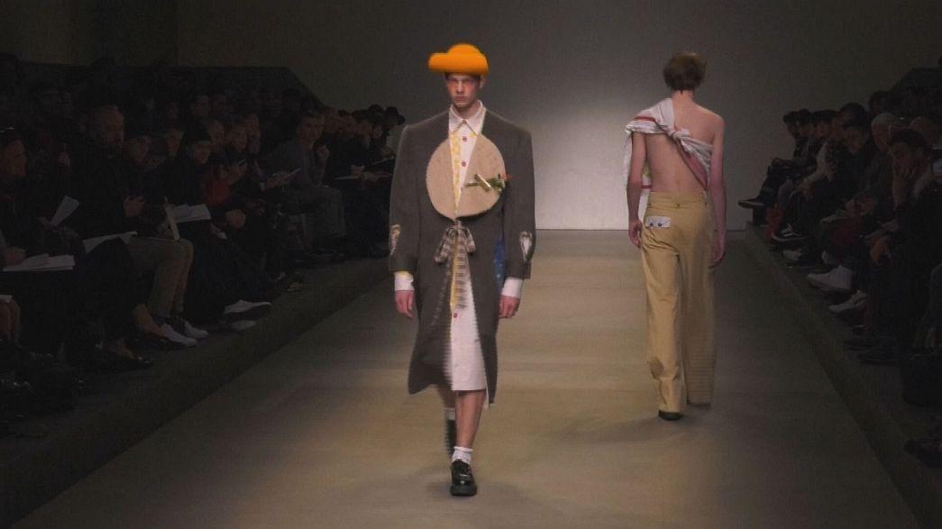 Re Giorgio e i nuovi talenti della moda