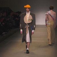 Milan : le soutien d'Armani aux jeunes stylistes