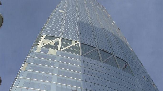 Сейсмоустойчивый небоскрёб в Лос-Анджелесе