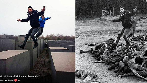 Yolocaust: Προσβολή στην μνήμη των θυμάτων του Ολοκαυτώματος οι σέλφι στα μνημεία