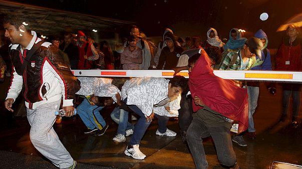 النمسا تشدد المراقبة على حدودها مع سلوفاكيا لمنع دخول اللاجئين والمهاجرين