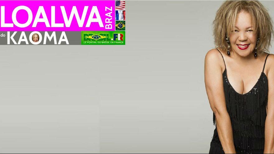 Trágica muerte de Loalwa Braz, la cantante de la lambada