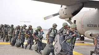 Nigeria: Another set of troops leaves for the Gambia ahead of Inauguration